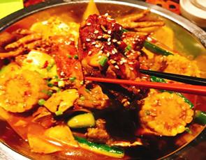 米小姐肉蟹煲_2