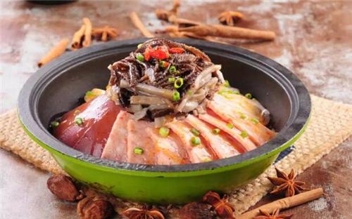 老酒碗焖锅焖菜