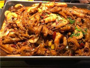 伍阿哥虾蟹煲_2