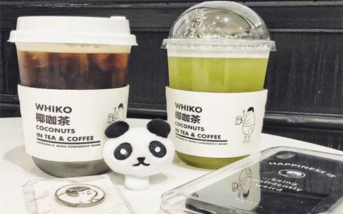 开一家whiko谜の冰屋要多少钱?whiko是哪里的品牌?