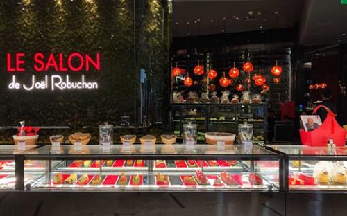 上海le salon de joel robuchon对外开放加盟吗?