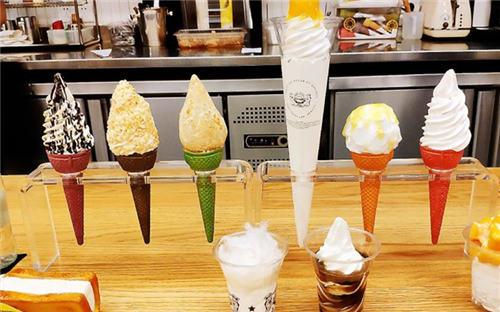 softree冰淇淋加盟费多少?开店先了解细节