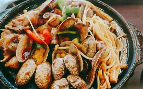 上海当我们出海食餐厅加盟优势与加盟条件介绍