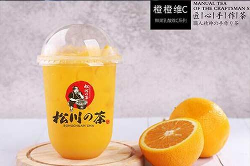 松川的茶人气居高不下,加盟松川的茶让你买房又买车!