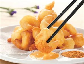 开口笑海鲜饺子_1