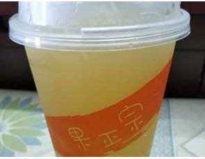 果正宗奶茶_4