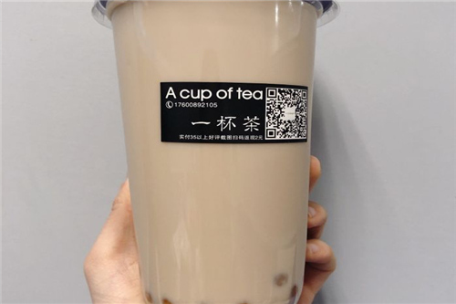 一杯茶奶茶加盟利润高吗?加盟的加盟商都赚钱了