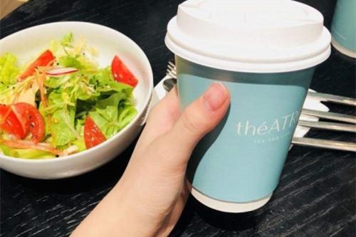 2019年人气茶饮品牌théatre tea 茶聚场加盟条件和加盟流程介绍