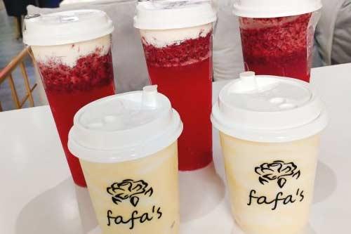 fafa's花茶加盟电话多少?现在拨打即可获得加盟信息