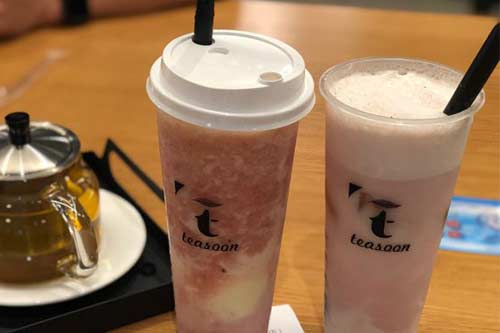 teasoon茶首产品图二