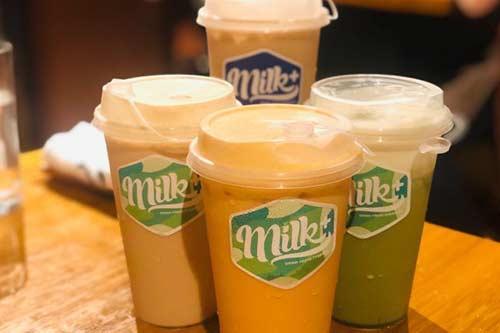 milk+·芝心下午茶产品图二