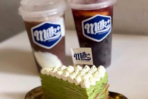 milk+·芝心下午茶产品图三