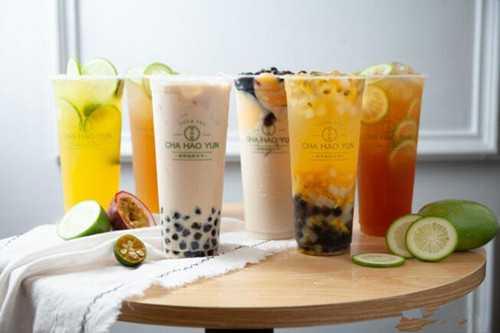 茶好韵产品