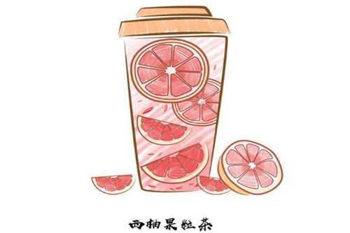 果慢の茶产品