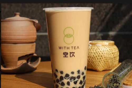空饮奶茶产品