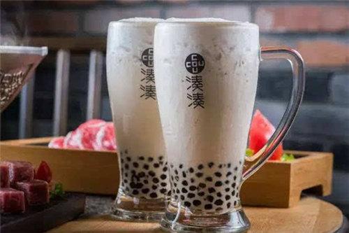 凑凑奶茶图3