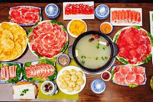 清真·永合坊开锅涮肉1