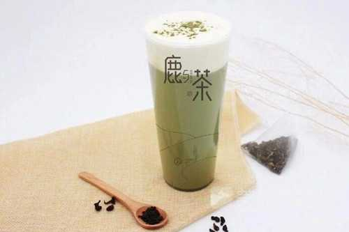 鹿与茶产品