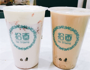 拾画tea drawing_1