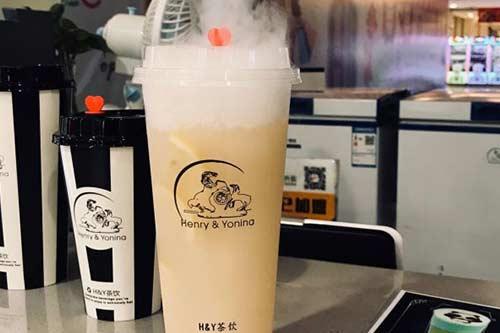 H&Y茶饮产品图二