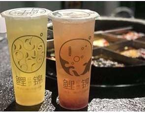 鲤红尚锦·清爽手作茶铺_2