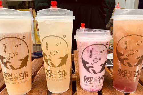 鲤红尚锦·清爽手作茶铺产品图三