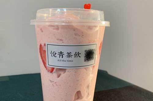 悦青茶饮产品图三