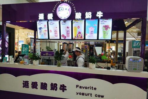 逗爱酸奶牛1