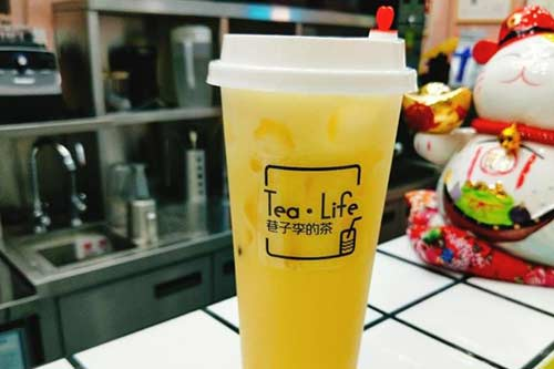 巷子李的茶产品图三