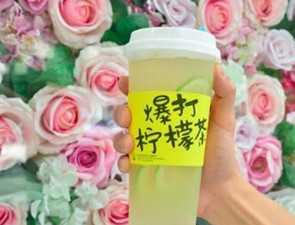 象柠爆打柠檬茶_4