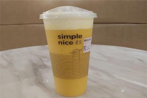 星奈奶茶店加盟费是多少?10万开店年收入30万