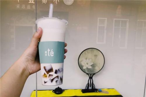 醍茶té加盟赚钱吗?开店6个月就能赚纯利!
