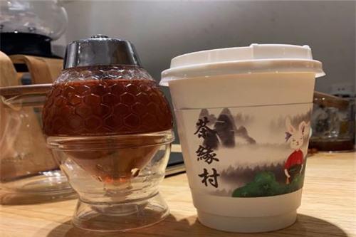 茶缘村奶茶加盟费多少?10万元成本带你利玩转茶饮市场