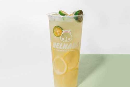 河蓝逗奶茶产品2