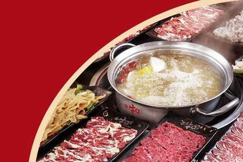 牛a潮汕牛肉火锅产品