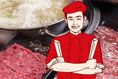 牛a潮汕牛肉火锅产品2