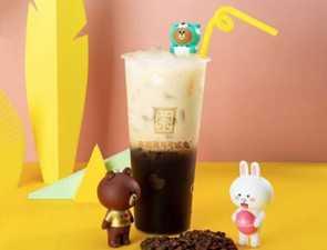 布朗熊与可妮兔奶茶_2