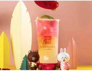 布朗熊与可妮兔奶茶_4