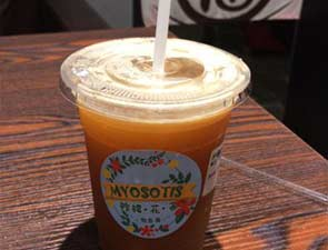MYOSOTIS勿忘我柠檬茶_2