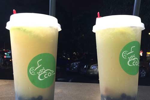 柠CAR·柠檬茶产品图二