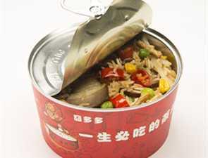囧多多易拉罐茶油炒饭_4