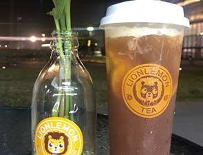 狮子柠檬茶_4