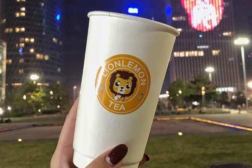 狮子柠檬茶产品图三