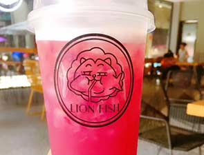 LIONFISH狮子鱼茶饮_4