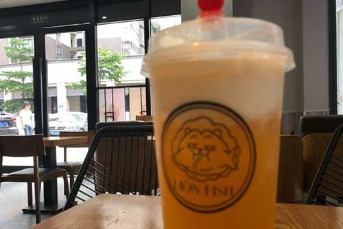 LIONFISH狮子鱼茶饮产品图三