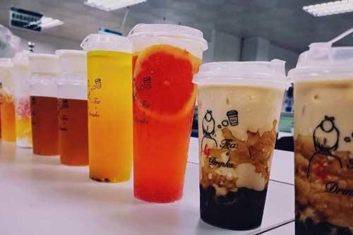 肆号茶饮产品图一