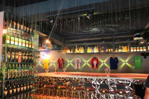 SIGSAUERBAR酒吧·果雨茶1