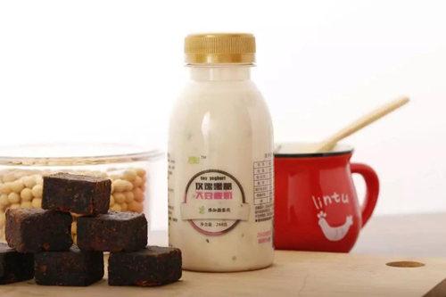 纯素大豆酸奶产品图片三
