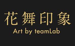 花舞印象Art by team Lab