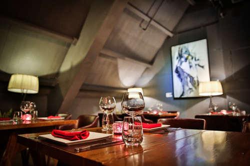 casanova意大利餐厅加盟店图片一